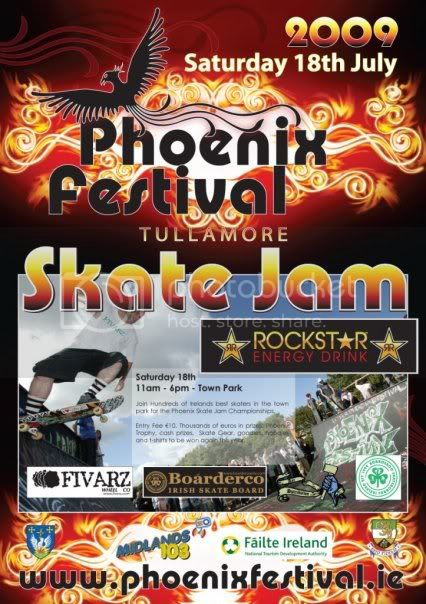 Pheonix Skate Jam 2009